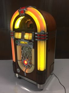 Wurlitzer Jukebox OMT 100 CD - 0ne More Time - 2nd half of 20th century