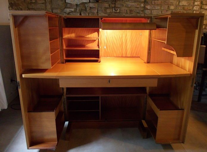 Mummenthaler Amp Meier Mummenthaler Amp Meier Desk In A