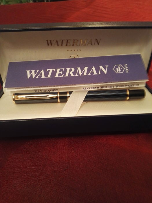 Fine Waterman ballpoint pen