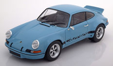 Solido - Scale 1/18 - Porsche 911 2.8 RSR 1974 - Blue