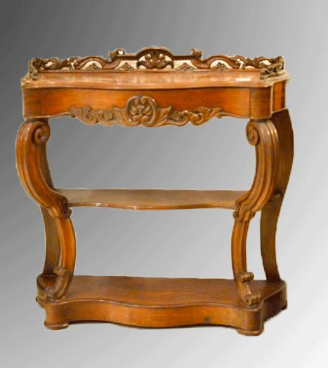 Louis Philippe console table - Mahogany - ca. 1830 - France