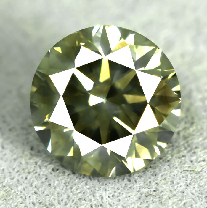 Diamond - 1.01 ct, Si1