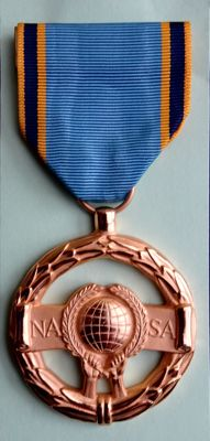 NASA Medal for Exceptional Service