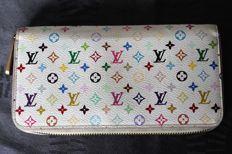 Louis Vuitton – Grand Zippy Murakami Wallet – Limited edition – No reserve price -