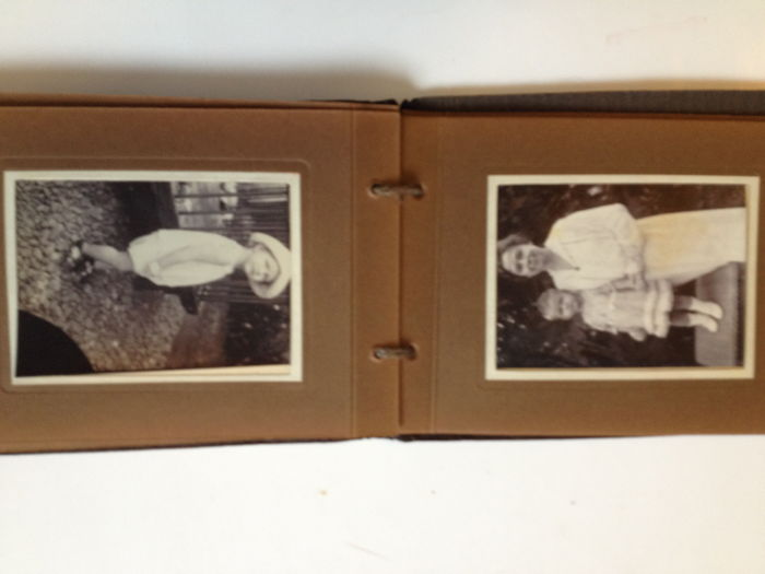 Indonesia; - Collection of three Indies photo albums - Ca. 1920 ...