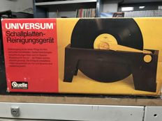 Original packed unused record cleaning device by Universum - from the 70s
