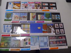 The Netherlands 2006/2008 - Stamp booklets, 3 complete years