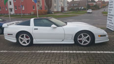 Chevrolet Corvette - C4 LT1 5, 7l V8 - Coupe - Greenwood - 1996