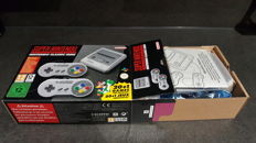 Super Nintendo Classic Mini 21 games and more