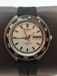 Seiko Vintage rally 7006-8030 men's automatic watch (great condition) serviced