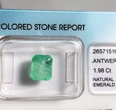 Emerald - 1.98 cts
