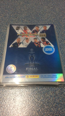 Panini - Adrenalyn - XL Champions League + Fifa 365 - In total 113 cards