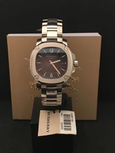 Burberry - The Britian Automatic - BBY1203 - Heren - 2017