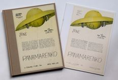 Panamarenko - Book published on the occasion of the exhibitions in London & Basel - 1992
