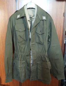 Italian Army Soldier Outfit of the 1970s