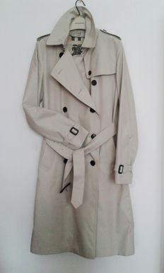 "Burberry - Trench Coat foderato - ""The Westminster"" Collection"