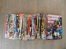 Justice League of America Vol.2, Task Force, JL Adventures and Other Related Comics - 55x sc (1993-2007)