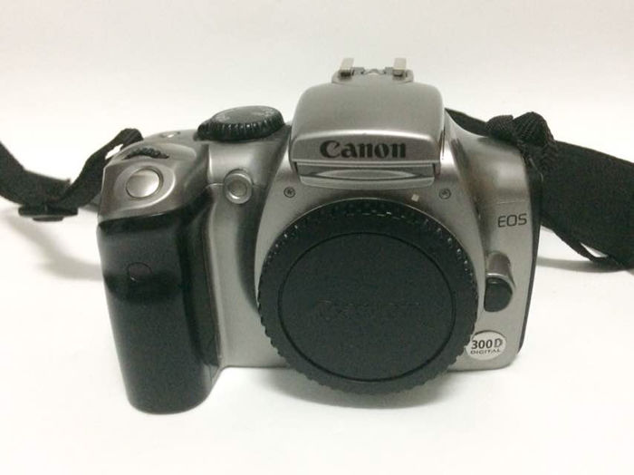 CANON EOS 300D DRIVERS FOR PC