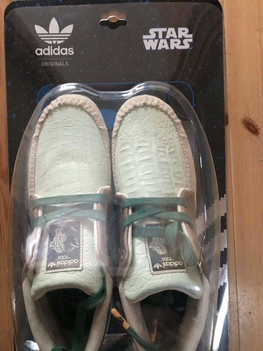 c9bc305a2 Star Wars Yoda trainers from 2011. - Catawiki