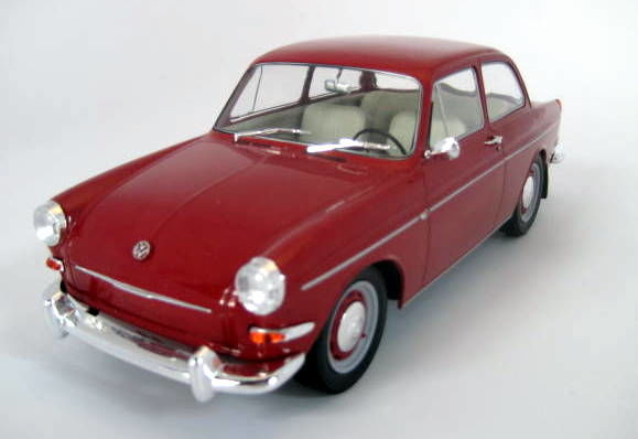 MCG - 1:18 - Volkswagen 1500 S (Typ3)  - Mint Boxed - Limited Edition
