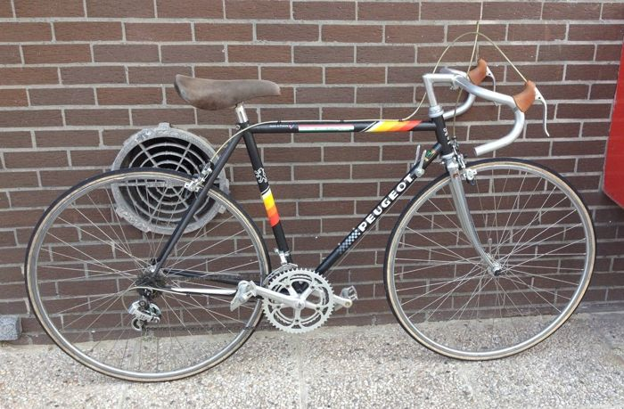 peugeot 1980 reynolds bicycle py race auction catawiki ended viewing