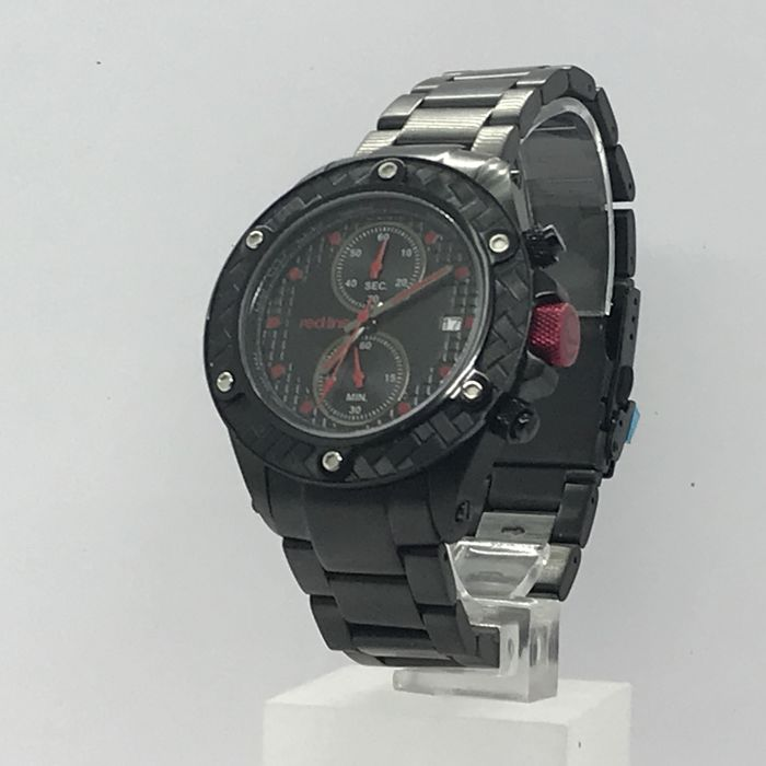 red line - Black PVD Coating Chronograph watch - RL-10107DV - Heren - 2011-heden