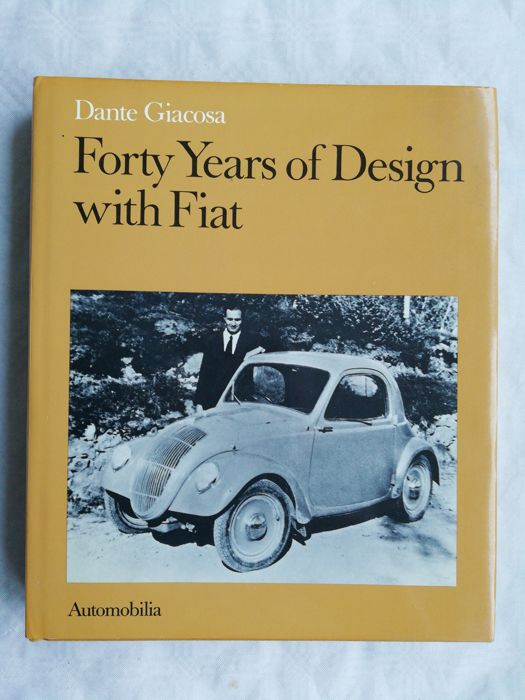 Forty Years of Design with Fiat, Tutte le Fiat, Fiat 80
