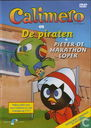 DVD / Video / Blu-ray - DVD - Calimero en de piraten + Pieter de marathon loper