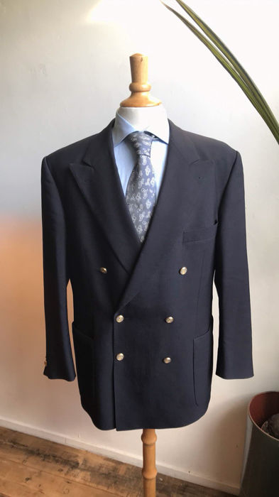 Burberry - Double breasted blazer
