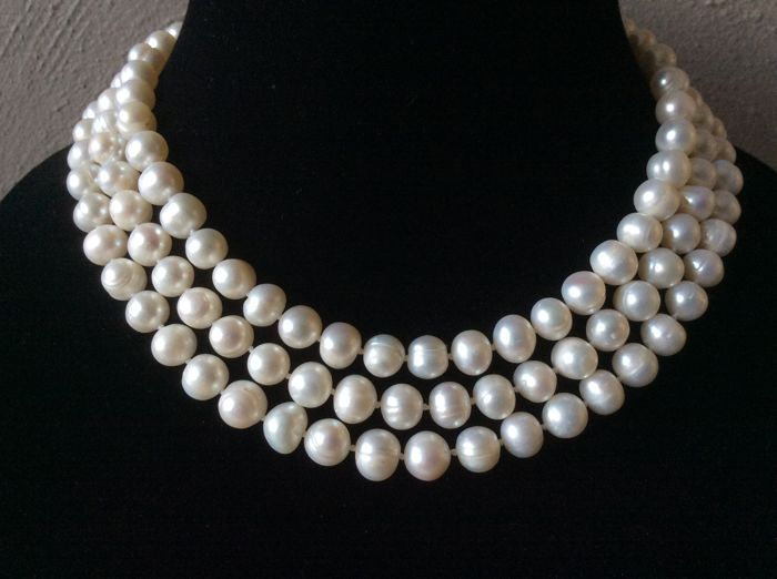 huge pearls barokkparlitest en baroque necklace kaelakee pearlstory