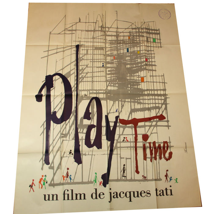 Ferraci - Play Time (Jacques Tati) - 1967