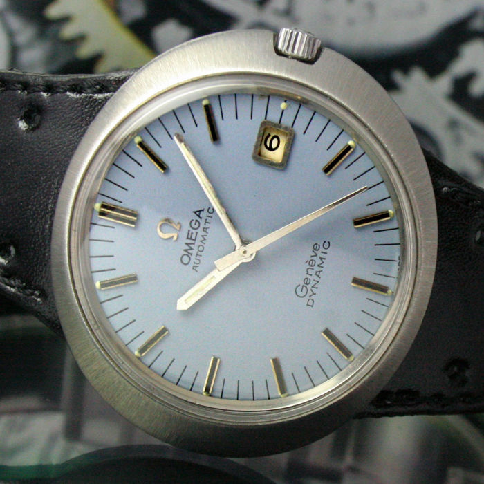 Omega - Dynamic Automatic Quick Date - 165.039 - Men - 1970-1979