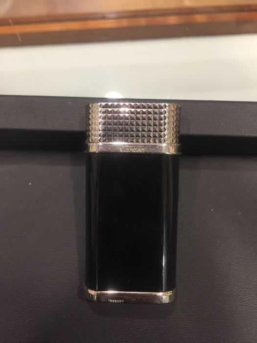 Cartier Pasha Steel Lighter