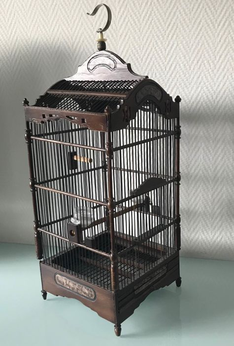 Decorative Bird cage, United Kingdom, second half 20th century