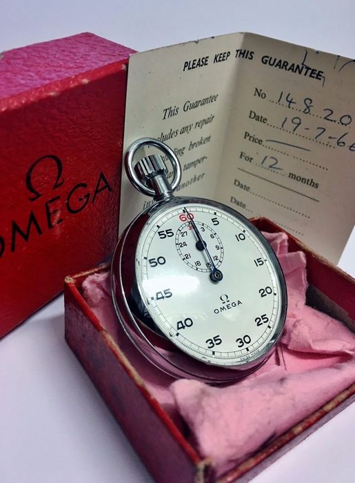 Omega - pocket watch  - Unisex - 1960-1969