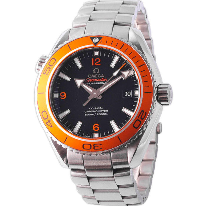 Omega - 007 type-Sea-master PLANET OCEAN 46mm - 232.30.46.21.01.002 - Unisex - 2011-present
