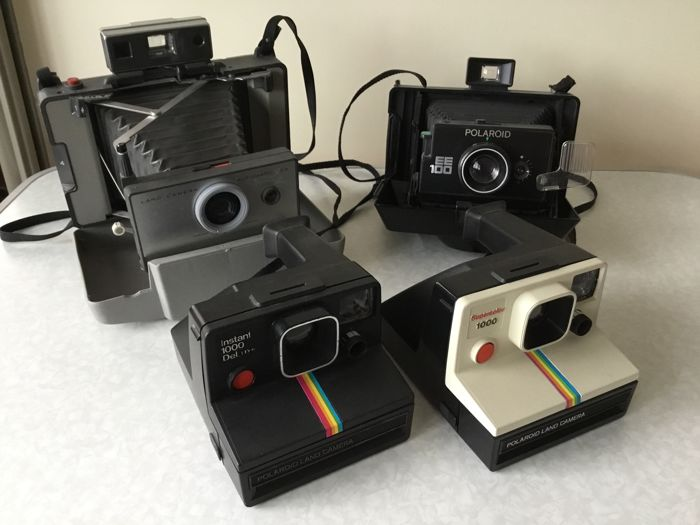 polaroid landcamera supercolor 1000 polaroid landcamera instant 1000 deluxe polaroid ee100. Black Bedroom Furniture Sets. Home Design Ideas