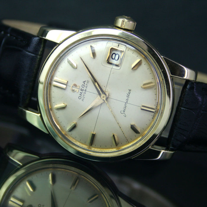 Omega - Seamaster Cross Hair Automatic - 2846 - 2848 - Homme - 1960-1969