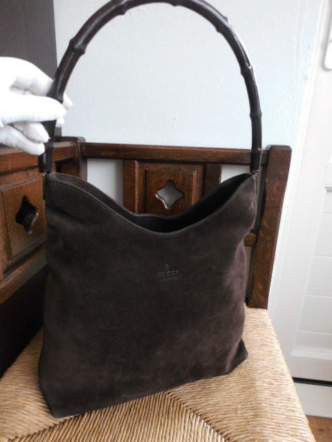 ... official store 37ac8 37e60 Gucci - Bamboo Hobo Bag - No Minimum Price  ... 53f64a48966