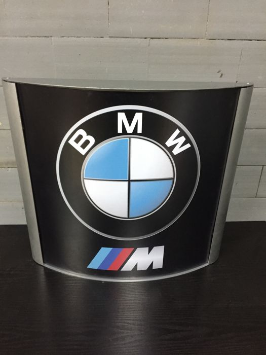 Objet décoratif - BMW M POWER illuminated sign garage neon lightbox - 2015-2016