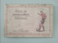Variant of Panini - Hints on Association Football 1934 - Complete album.
