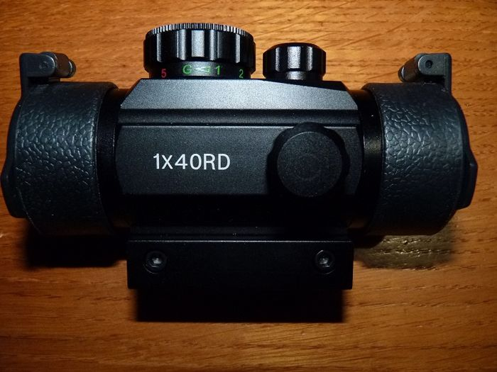 Holographic Red Dot sight 1 x 40