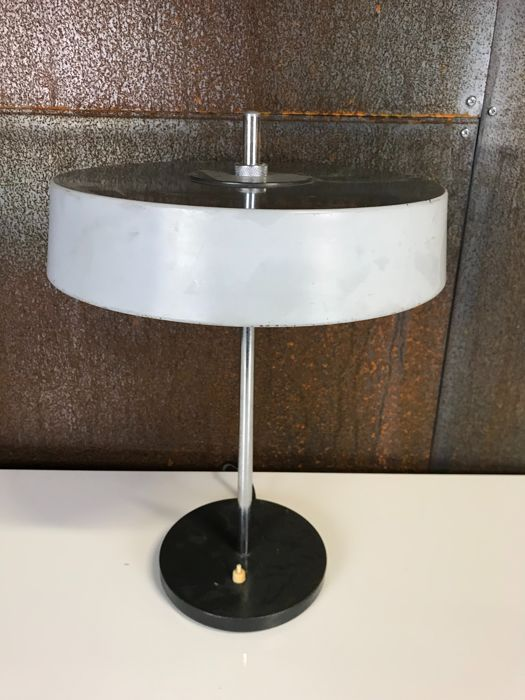 Vintage Industrial Table Lamp Circa 1960 Catawiki
