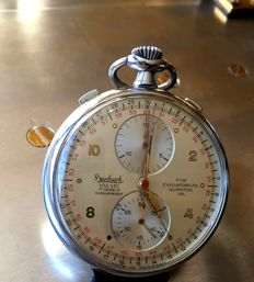 Hanhart precision pocket Chronograph