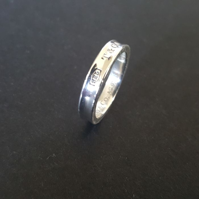 Tiffany & Co Sterling 925 silver ring - ring size 16 mm (diameter)