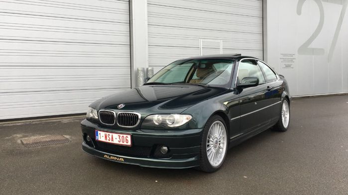 BMW - Alpina B3S phase 2  - 2004