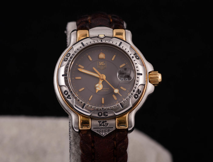 TAG Heuer - 6000 Professional - WH1352 - Donna - 1990-1999