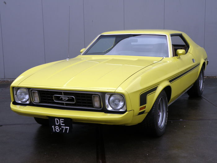 Ford - Mustang - 1973
