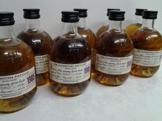 8 Bottles x 100ml -The Glenrothes - Vintage 1985 -
