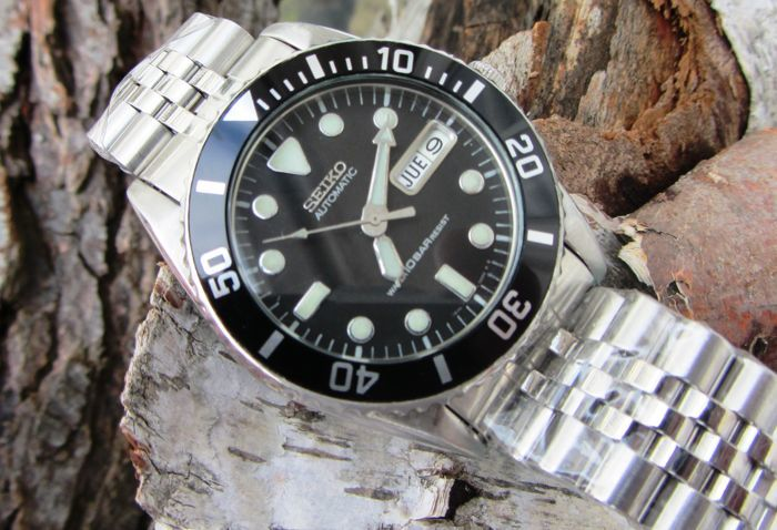 Seiko - 10Bar Day Date - 7s26-0050 - Uomo - 1990-1999